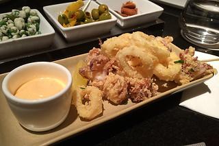 Brasserie S&P - Calamari