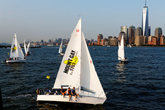 RACE DAY at Manhattan Yacht Club