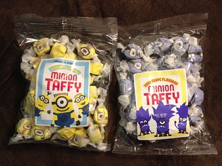 Minion Taffy