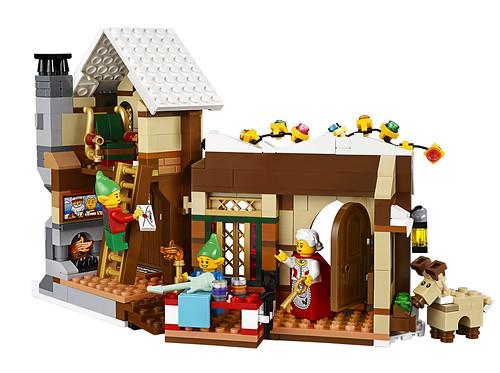 LEGO 10245 Santa's Workshop 10