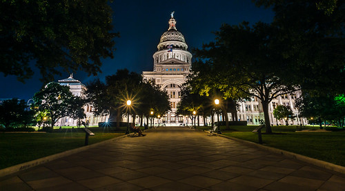 Texas State Capital Building by Geoff Livingston