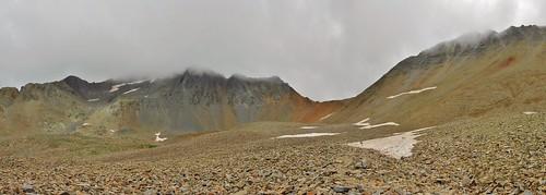 Wilson Peak from Silver Pick Basin