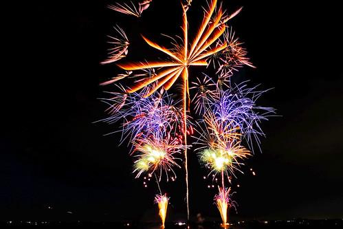 Toride Fireworks Festival 2014