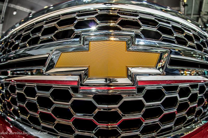 Шевроле Нива развенчивает мифы! Chevrolet-38