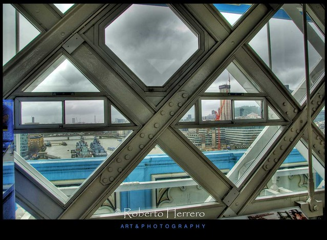 From Tower Bridge.