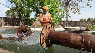 Punjab has recorded very less rains this season but 3 lakh pumps help pump out groundwater for irrigation.