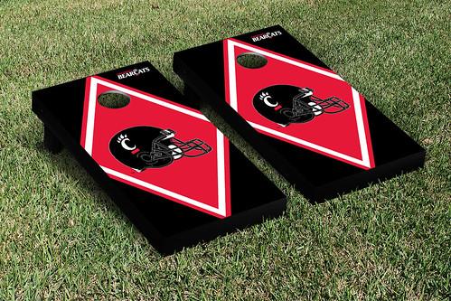 University of Cincinnati Bearcats Cornhole Game Set Diamond Version