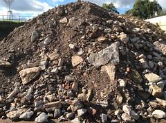 outcrop(0.0), scrap(0.0), igneous rock(0.0), waste(0.0), boulder(1.0), soil(1.0), rubble(1.0), geology(1.0), bedrock(1.0), rock(1.0), gravel(1.0),