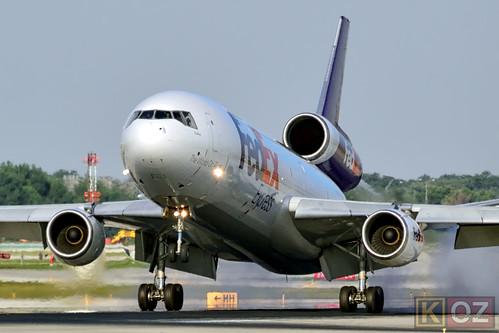 DC10 - McDonnell Douglas MD-10-10F