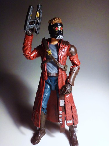 Star-Lord hero pose