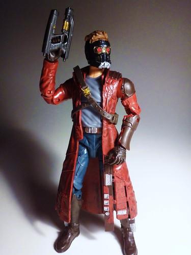 Star-Lord hero pose