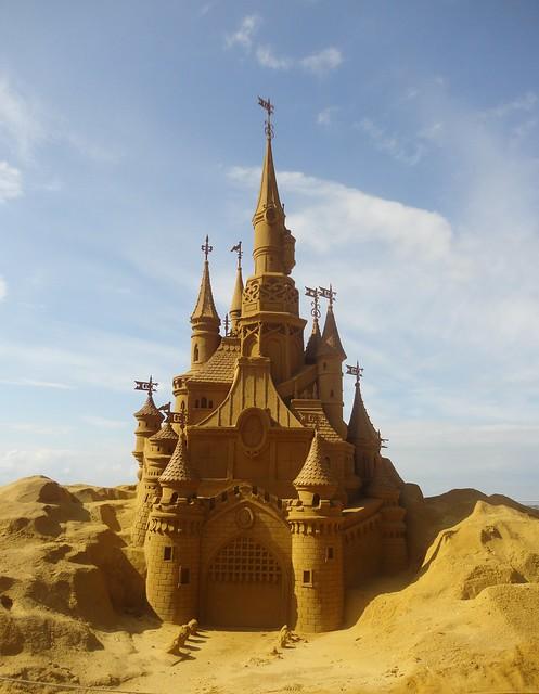 Sculpures sur sable Disney - News Touquet p.1 ! 14956997805_33f7d78ca3_z