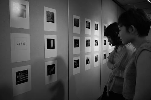 写真展「私たちのまなざしとその記憶 5」明日まで!