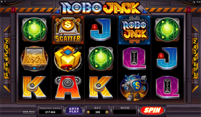 RoboJack slot game online review