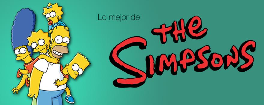 Lo mejor de Los Simpsons