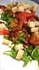 Paradicsomos ruccola saláta