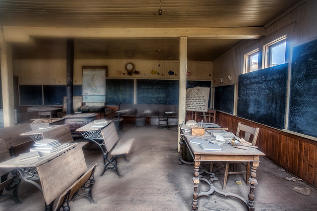 Back to School, Bodie Style