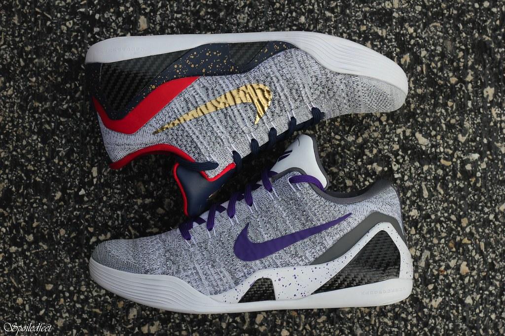 09e9ae6c079a Nike Kobe 9 Elite Low ID s