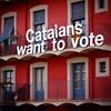 A punt per a demostrar al món (un altre cop) que som gent pacífica, que el que volem és que ens deixin ser qui som i, sobre tot, el que volem ser!? Bona Diada a tothom!  #catalanswanttovote #wewanttovote #11s2014  (Aquesta foto està feta a Girona, però la