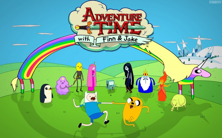 New Adventure Time Game Announced
