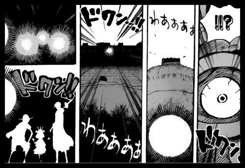 [第 758 話] ウソップ覚醒!?見聞色の覇気の目覚め!!