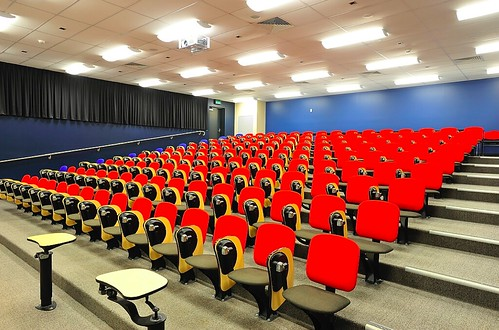 QUTIC Lecture room