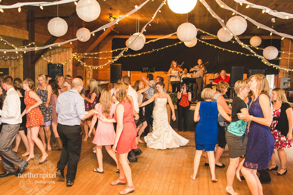 Wedding Reception - Glenwood Hall, Smithers BC