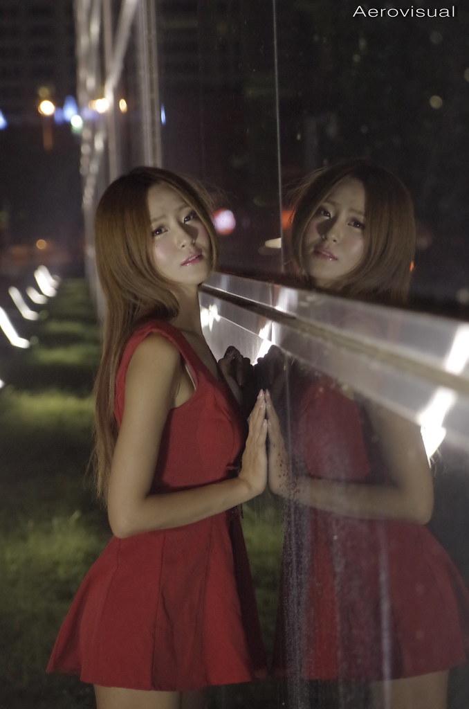 2014-08-31台中市政府夜拍-小雪