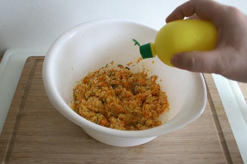 27 - Mit Zitronensaft abschmecken / Taste with lemon juice