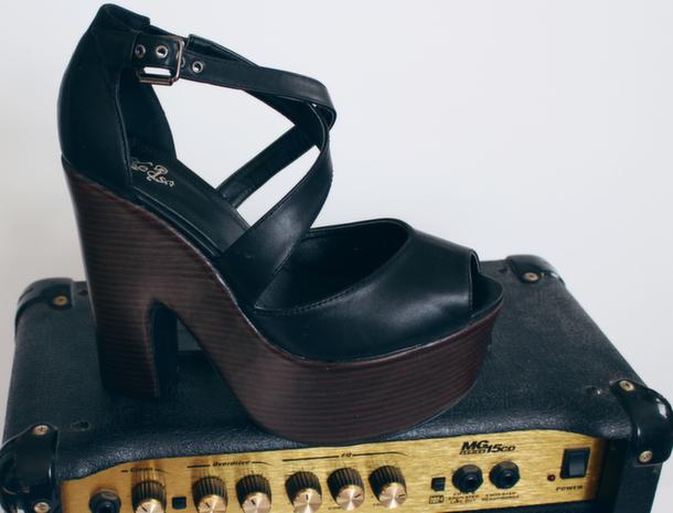 High Volume Heels