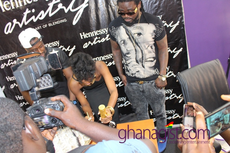Hennessy Artistry Concert launched on Starr FM  - GhanaGist.Com