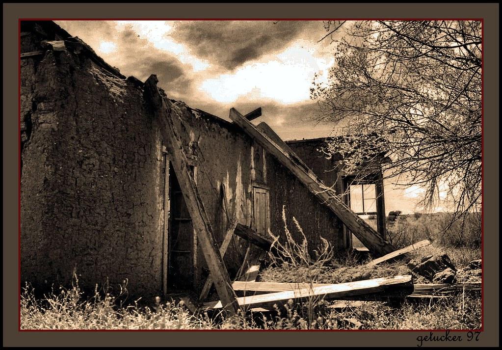 Hillsboro NM  Ruins