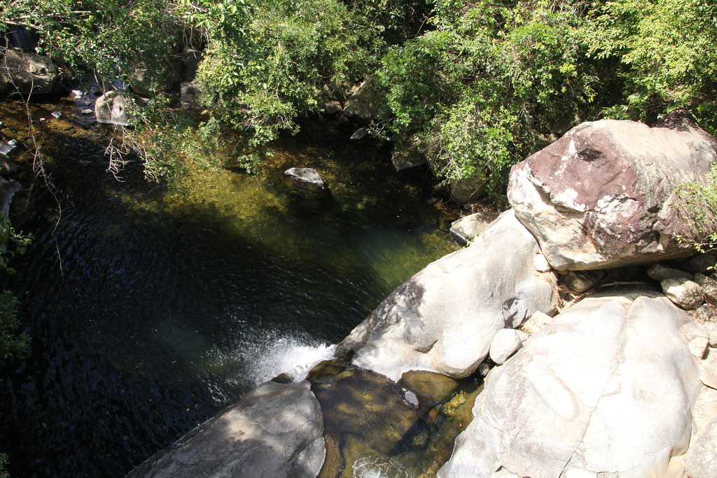 queensland, little crystal creek, girringum national park, wild swimming