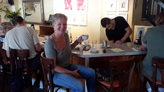 Breakfast at the Penny Cluse Cafe