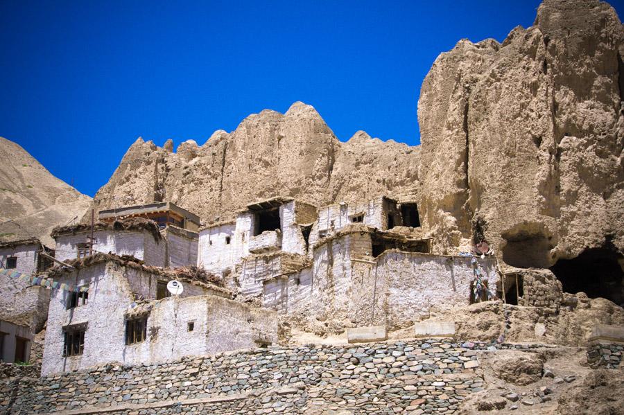 Ламаюру Гомпа (Монастырь Ламаюру), , Монастыри Ладакха (Монастыри малого Тибета) © Kartzon Dream - авторские путешествия, авторские туры в Ладакх, тревел фото, тревел видео, фототуры