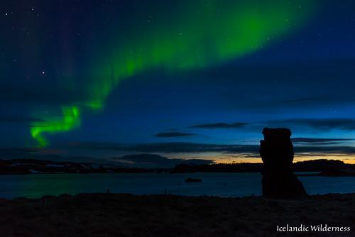sunset sky nature stars iceland nikon myvatn northernlights auroraborealis d800 nordlys polarlicht sigma24mmf18exdg norðurlandeystra