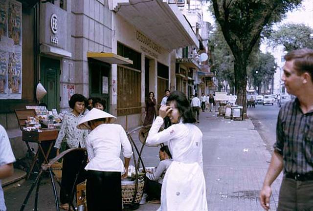 SAIGON 1965-66 - Đường Pasteur