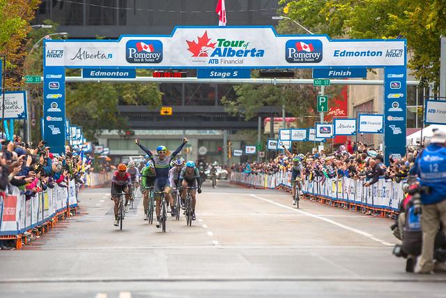 Tour of Alberta 2014
