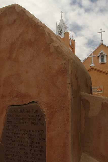 San Felipe de Neri Church: Albuquerque