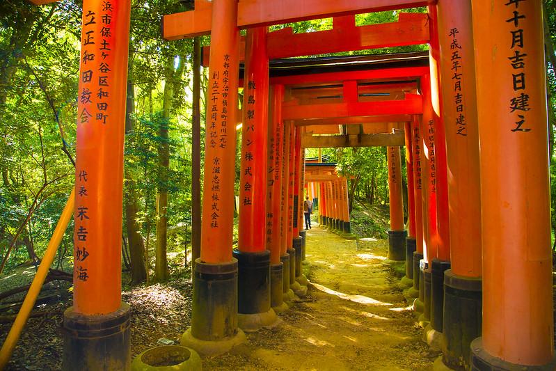 伏見稲荷大社(Fushimiinaritaisha (in Kyoto))74