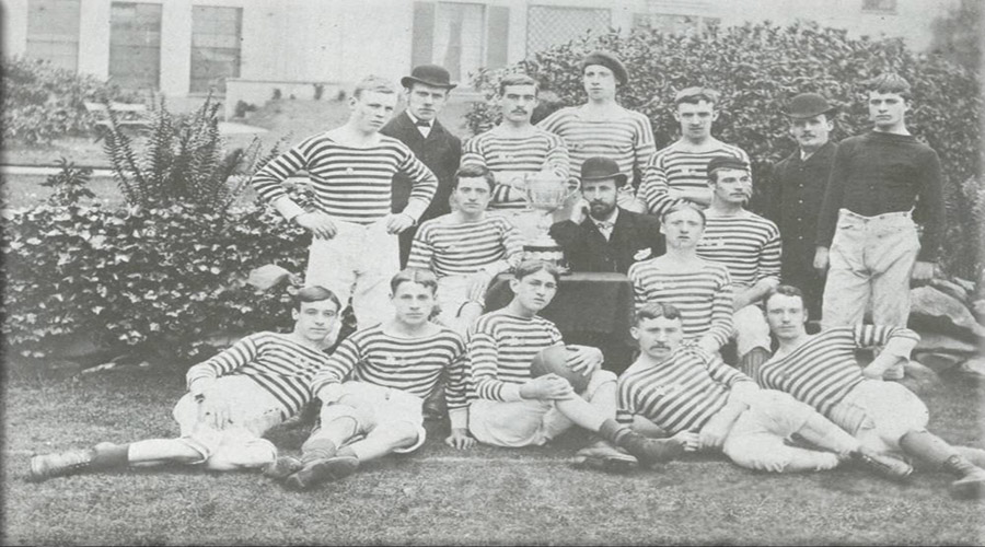 picture of first ever West Brom team c.1883