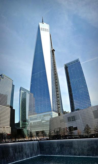 WTC One -pilvenpiirtäjä