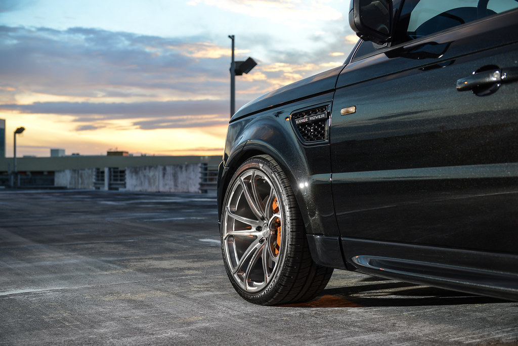2011 Range Rover Sport Supercharged On 22 Quot Velos S4 Forged
