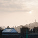Edinburgh Skyline / Bedroom Window View by Daveybot