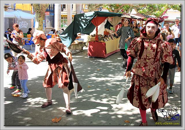 9 Mercado medieval en Briviesca