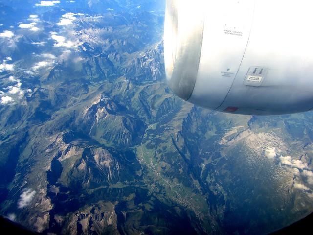 Mountains Below