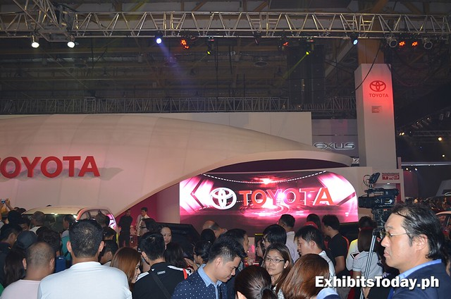 Toyota Trade Show Display