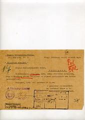 069. A Habsburg család egyes tagjainak útlevélkérelme a magyar kormányhoz, Nagy Ferenc miniszterelnök elutasító döntése