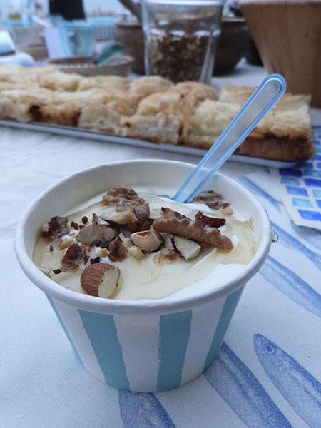 yaourt à la grecque recette