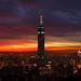 Taipei 101 by Charlson Chen